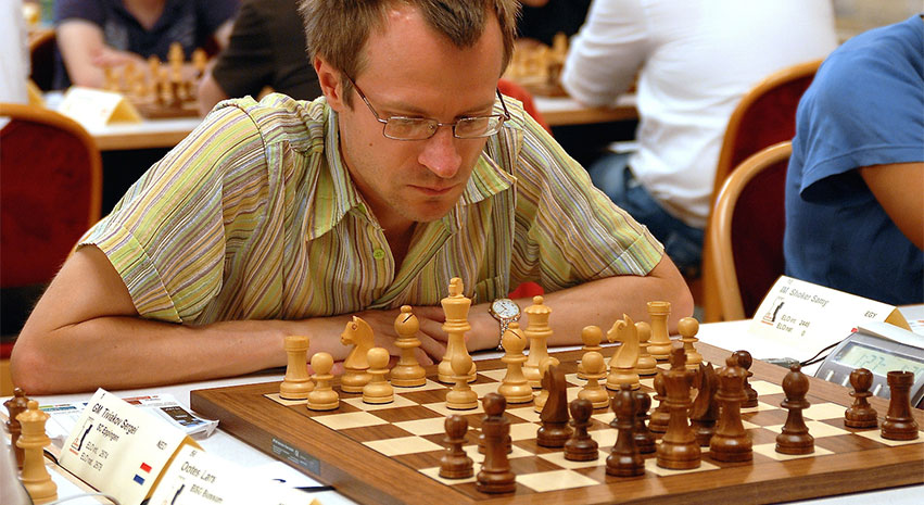 Sergei Tiviakov - Anatoly Karpov and the great grandmasters at the Euro Club Cup
