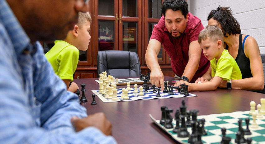 chess club - The importance of chess clubs in promoting the game of chess
