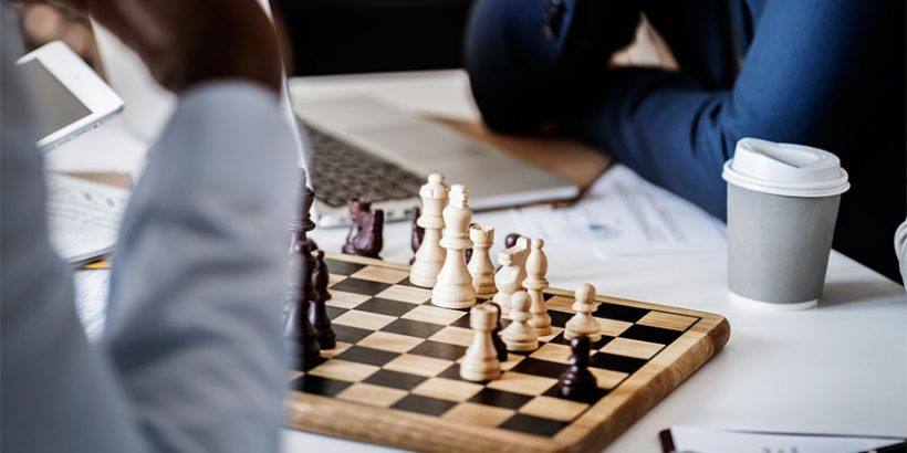 Chess play 820x410 - The importance of chess clubs in promoting the game of chess