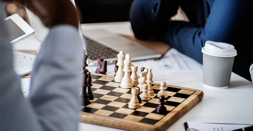 Chess play 851x440 - The importance of chess clubs in promoting the game of chess